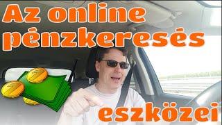 Az interneten kezdtem pénzt keresni