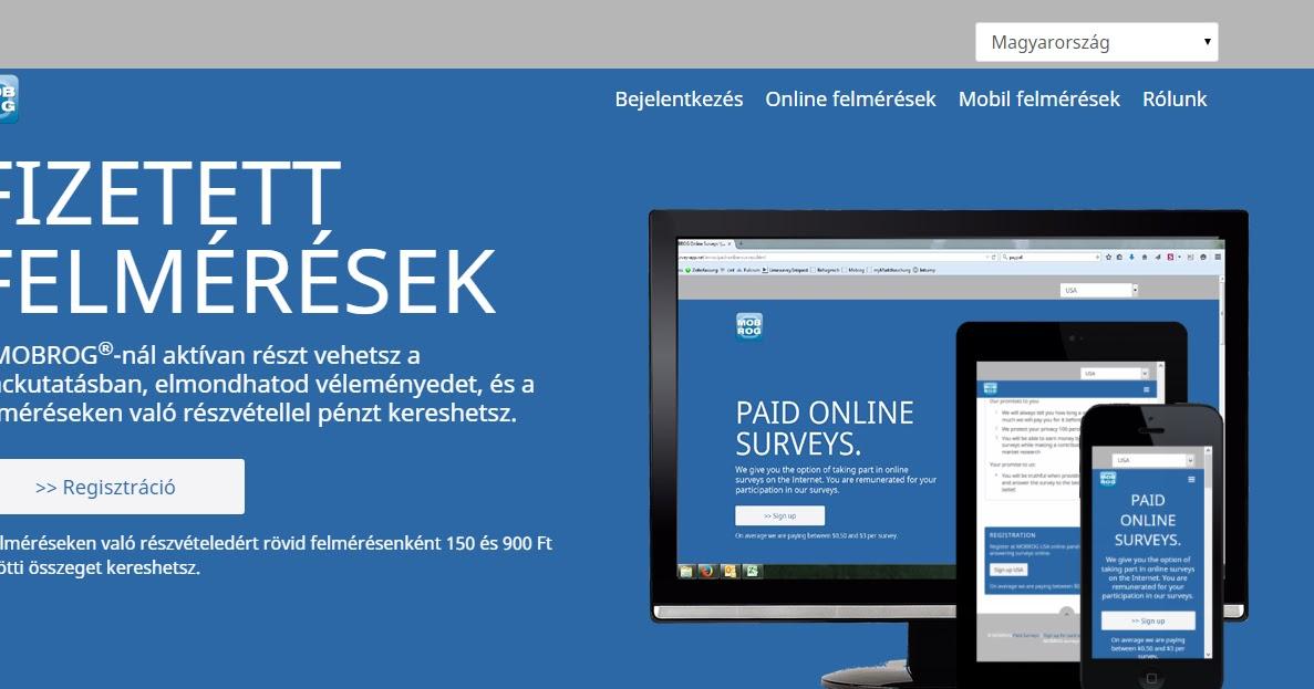 pénzt keresni online új módon)