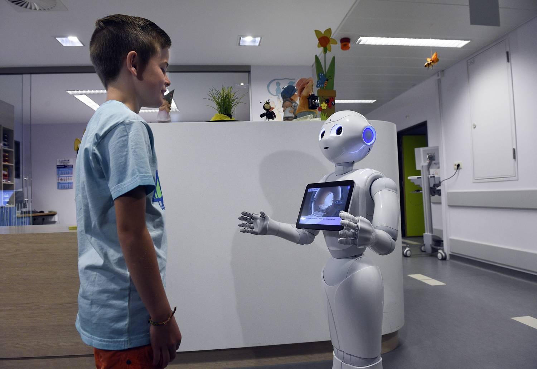 kullancs kereskedő robot)