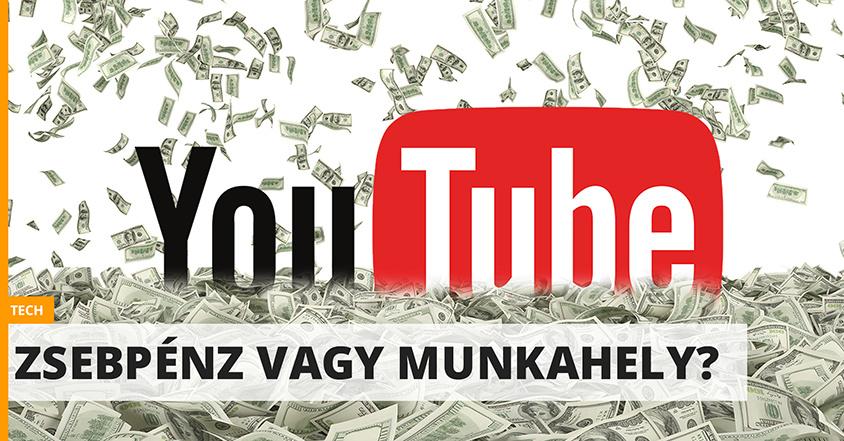 YouTube pénzkeresés: hogyan működik és mennyit lehet keresni?