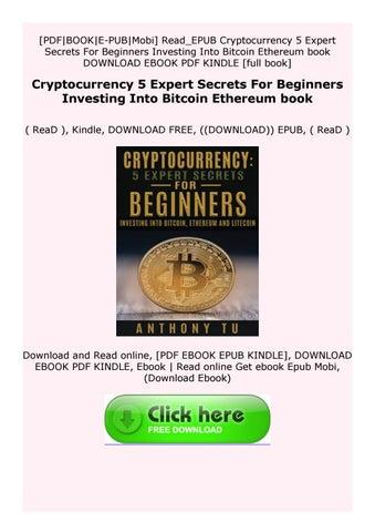 bitcoin for dummies epub)