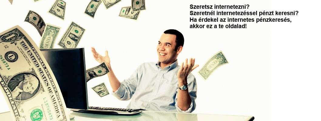 d internetes pénzt keresni