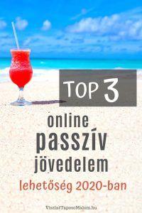 Internetes jövedelem)