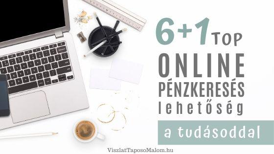 25 pénzkeresési mód az interneten)