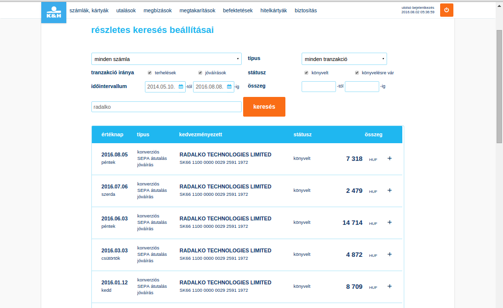 Online tőzsde: Részvény, forex és CFD kereskedés - Portfolio Trader