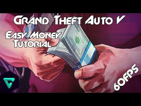 Gta V online-ba hogyan lehet a leggyorsabban sok pénzt keresni?