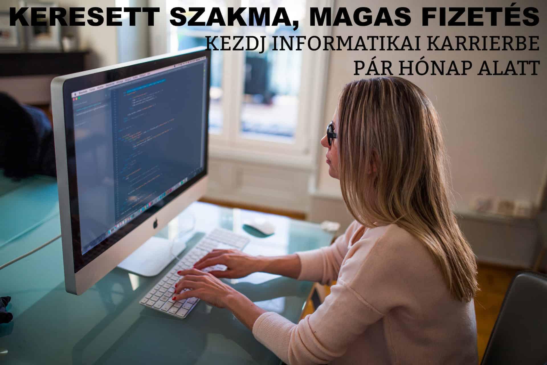 Mennyit keres Magyarországon egy fejlesztő?