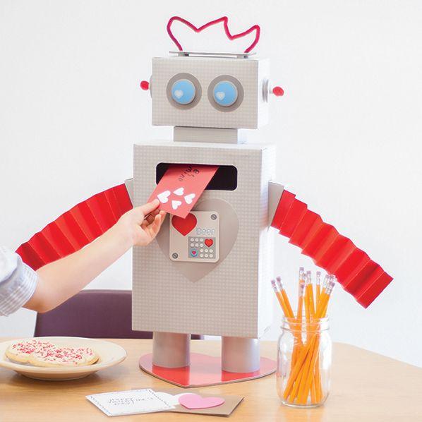 robot ötletek kereskedése)