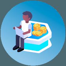 hogyan lehet a bitcoint pénzre váltani