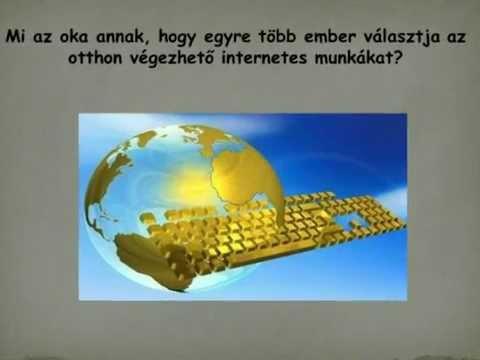 internetes kereset otthon)