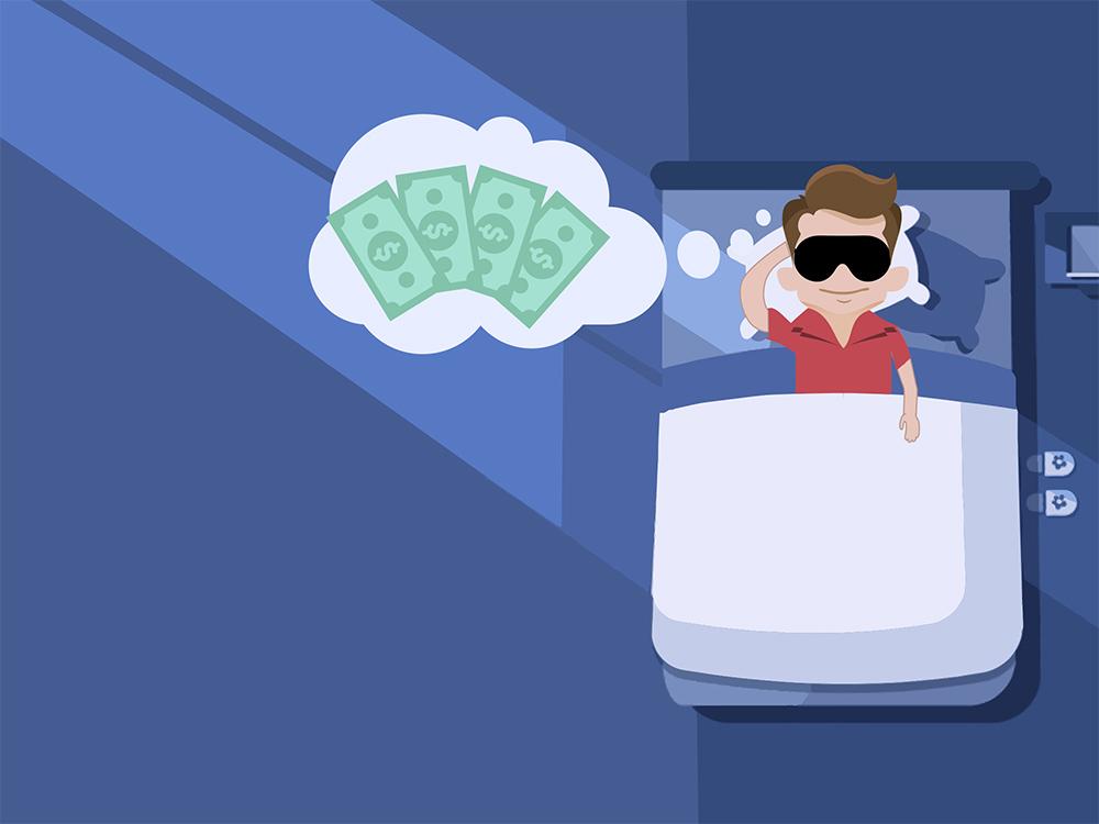 hogyan lehet sok pénzt keresni munka nélkül)