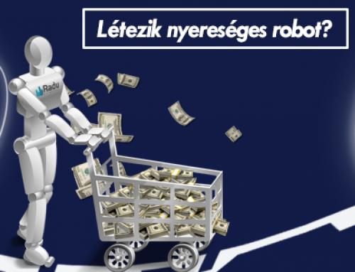 hogyan lehet kereskedő robotot írni c-be)