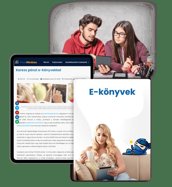 weboldal online pénzkeresés)
