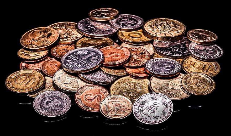 gyüjtemény pénz érme