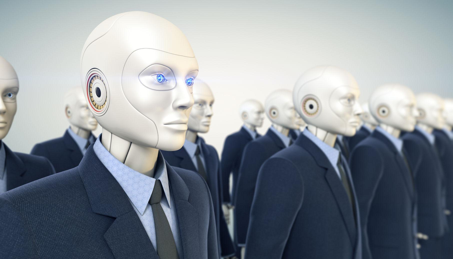robotok kereskedésére szolgáló program)