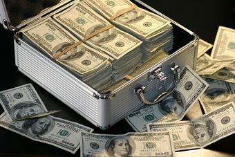 pénz és annak megszerzésének módjai)