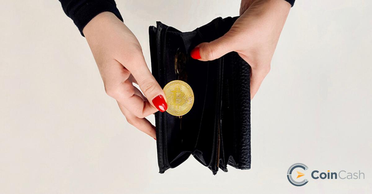 bitcoin pénztárcák pénzzel
