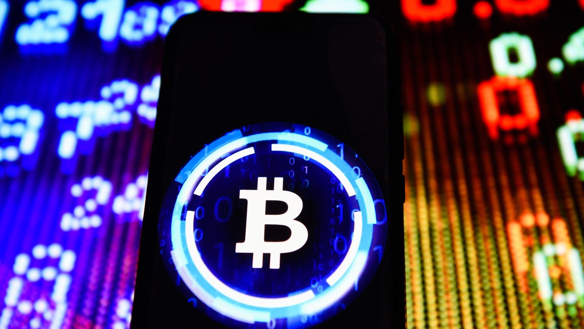 Mobil - iOS - Válassz pénztárcát – Bitcoin