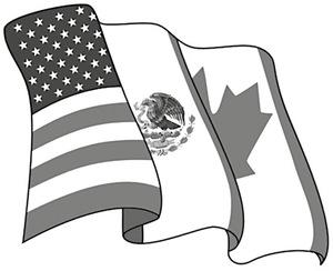 medve zászló a kereskedelemben