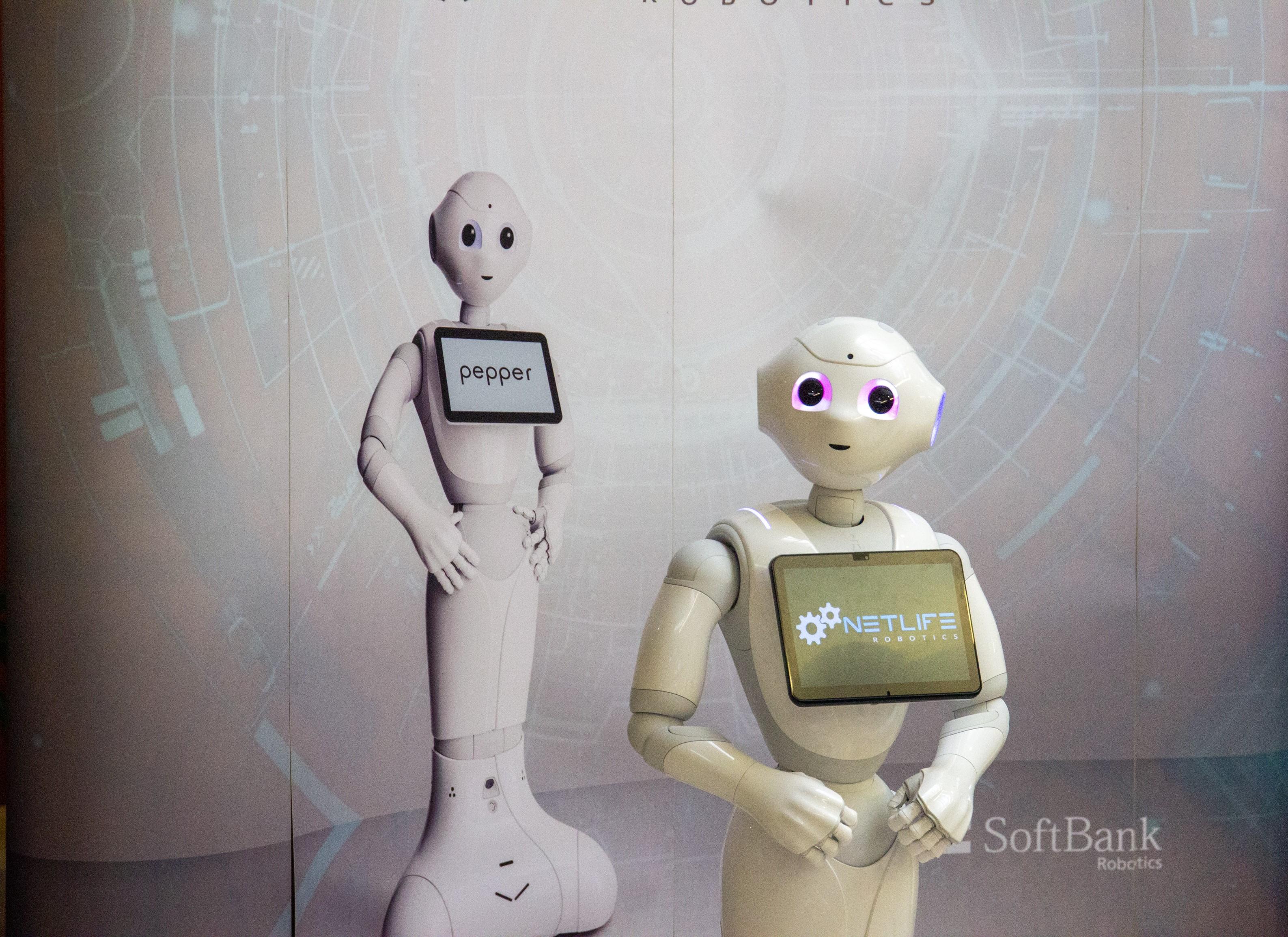 kereskedelmi robotok létrehozása