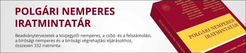 polgári törvénykönyv opció)