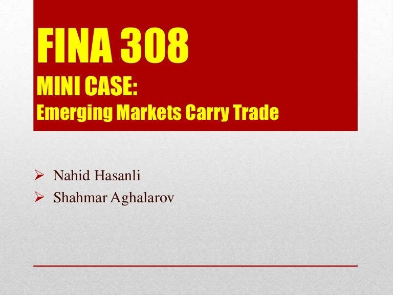 mi a carry trade stratégia