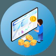 hogyan lehet pénzt keresni a bitcoin tanfolyamokon