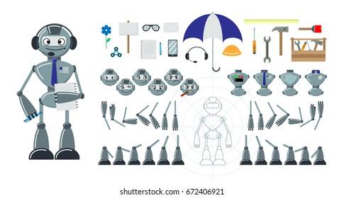robot konstruktor bináris opciókhoz