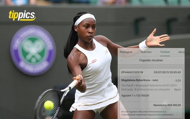 hogyan lehet pénzt keresni a tenisz fogadására)