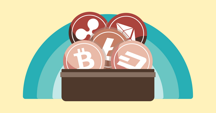 Virtuális pénzek biztonságos tárolása: pénztárcák
