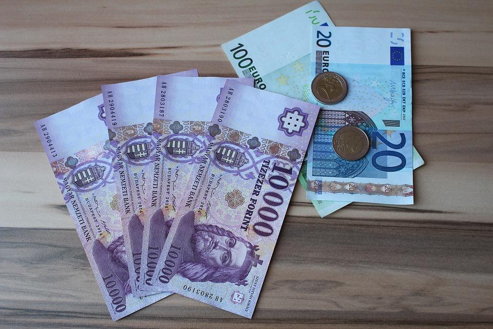opció euró