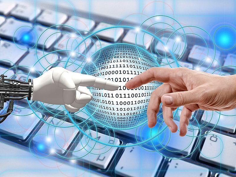 robotok kereskedése idegi hálózatokon