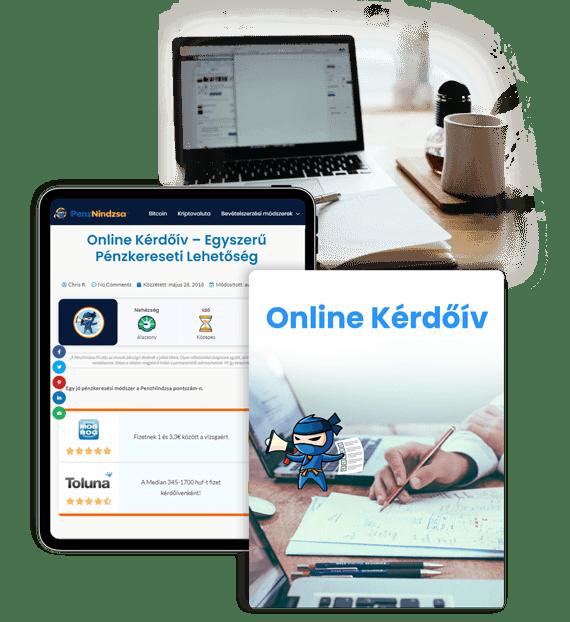 Online Pénzkeresés - A Legjobb Internetes Pénzkeresési Módok