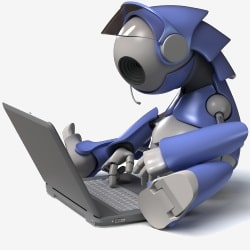 kereskedő robotot keres
