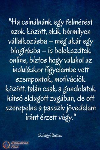 Az internetes jövedelem mítoszai vagy a valóság)