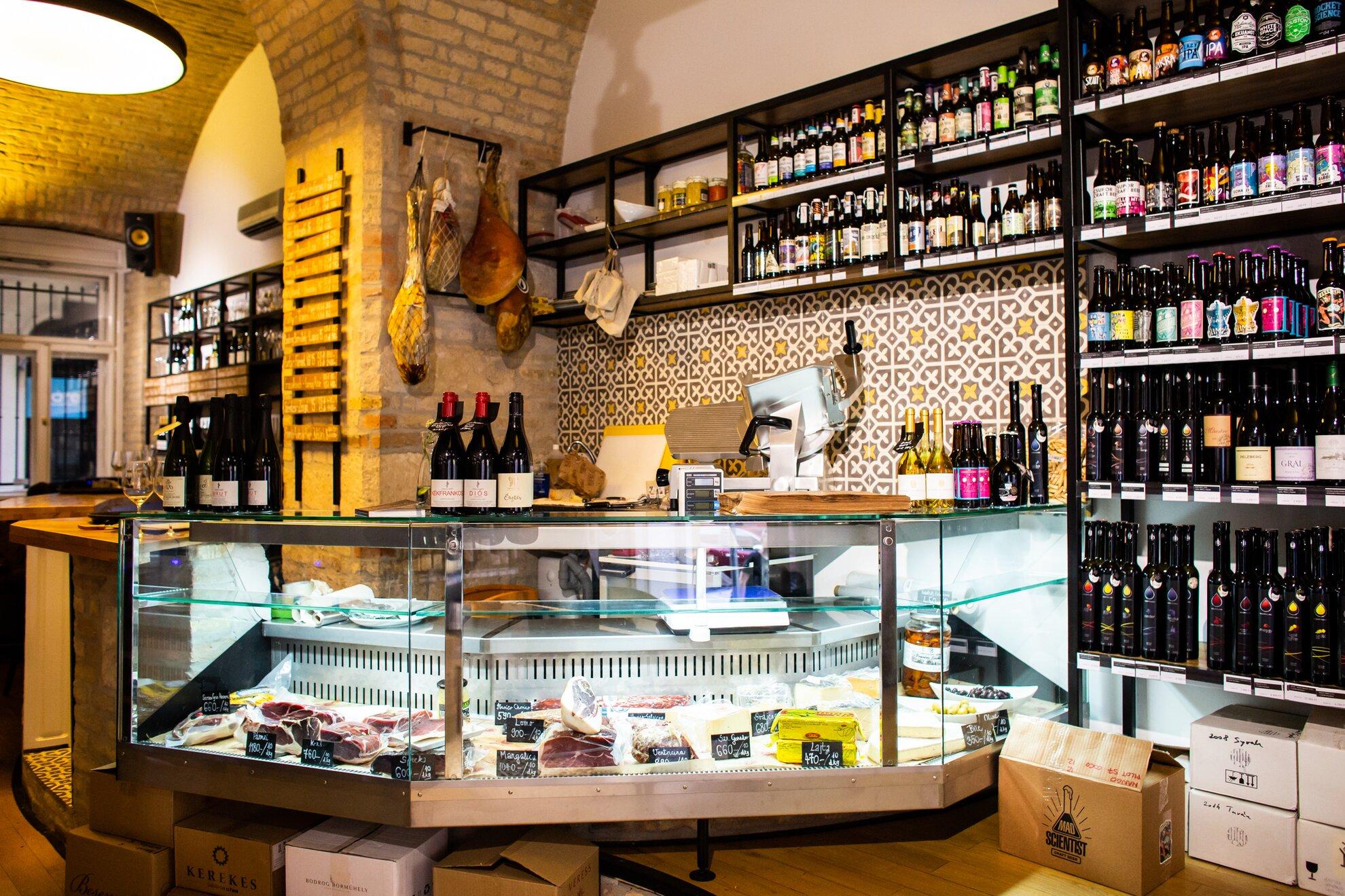 belső bár kereskedés