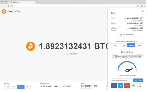 bitcoin információs weboldal)