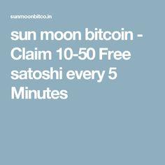 bitcoin satoshi jövedelem