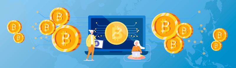 Már Bitcoint is vált egy magyar pénzváltó: kinek éri ez meg?