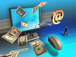 pénzkereset befektetése az internetre