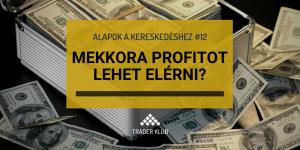 hogyan keresi a pénzt kereskedéssel opciók előre