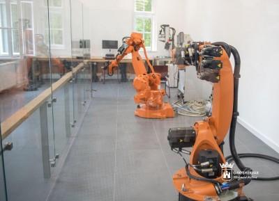 hogyan működik a robotközpont)