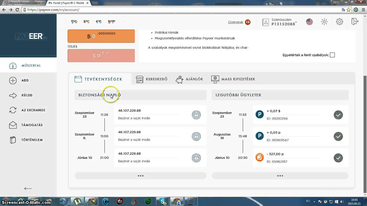 hol lehet bitcoinokat regisztrálni módszerek bináris opciókhoz
