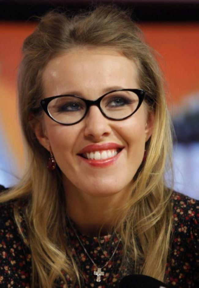Xenia Ksenia Sobchak | CIVILHETES