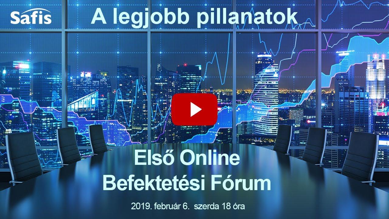 online befektetési vélemények)