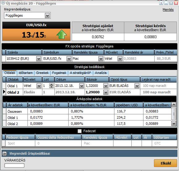 opciós kereskedési stratégia kullancsdiagramon pénzt fektessen be keresni
