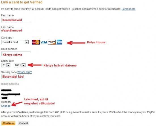 paypal pénzt keresni)