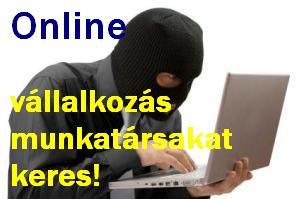 valós kereset az interneten naponta