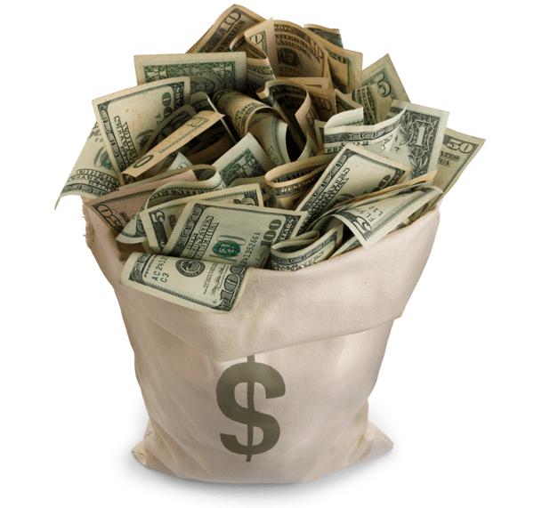 Keress dollárt, ha ban napi két órás munkát végez -