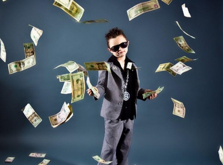 pénzt felvenni és keresni